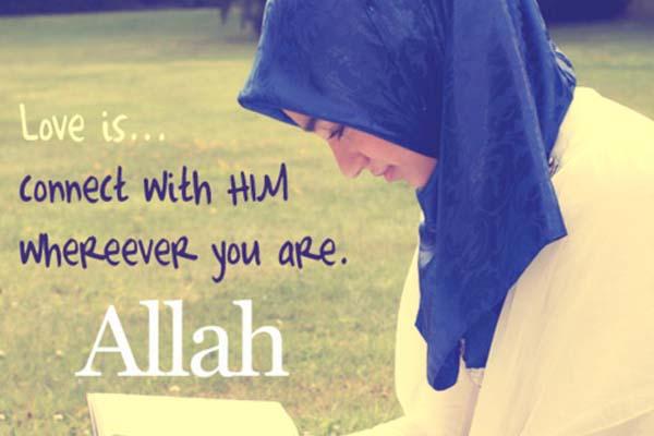 Buat Calon Imamku: Teruslah Berusaha Dalam Pencarianmu Dan Aku Akan Sabar Dalam Penantianku