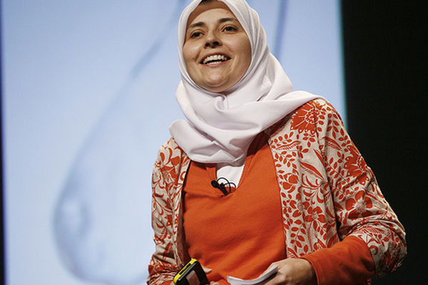 Sarah Josep Jadi Mualaf Dirikan Majalah Gaya Hidup Muslim di Inggris