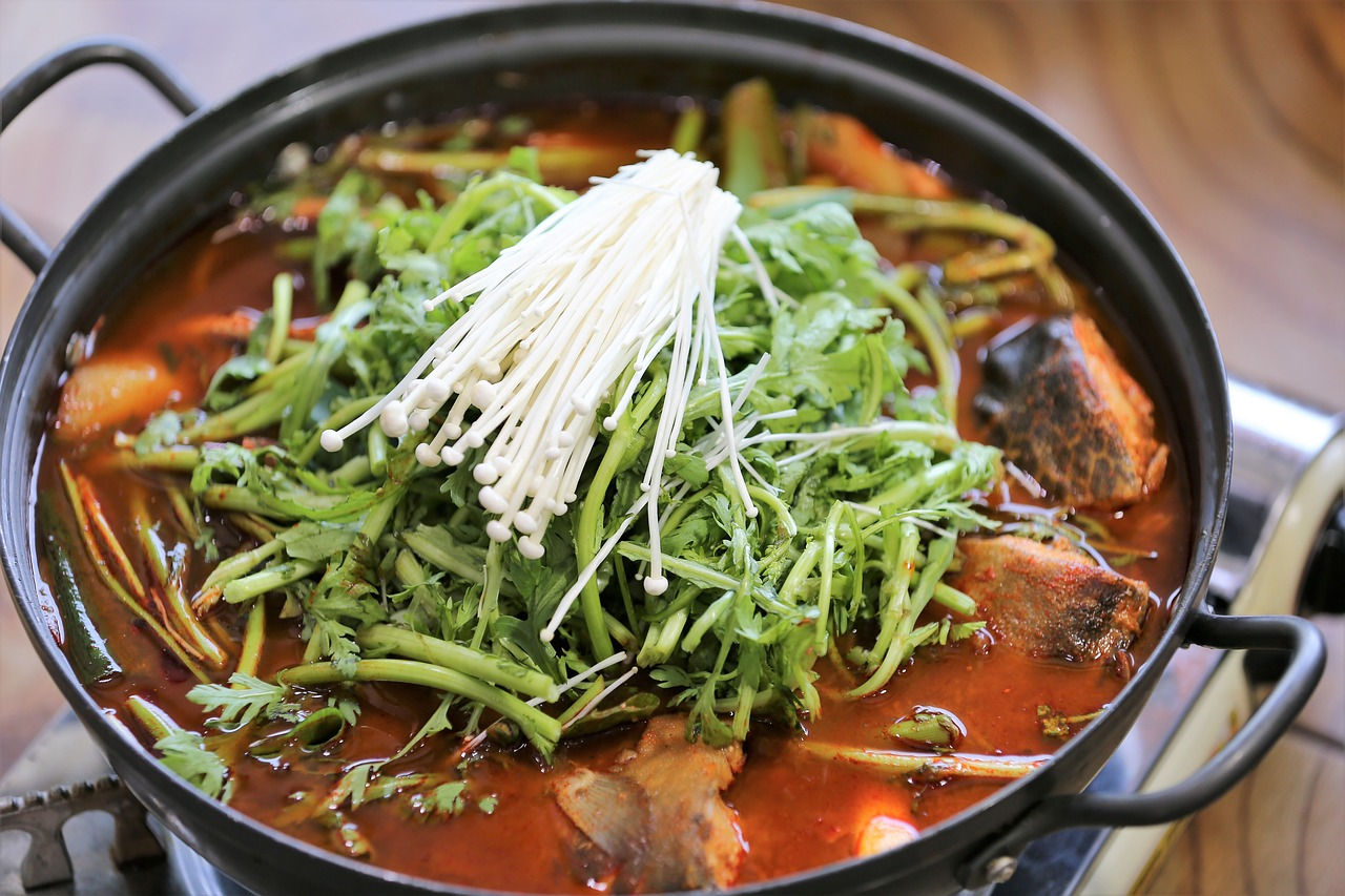 Gambar 7 Makanan Khas Korea Yang Halal Dan Mudah Dibuat Rumah
